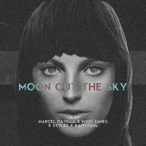 Marcel Davilla Moon Out the Sky